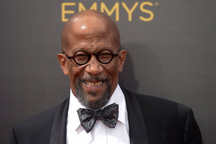 Actor Reg E. Cathey arrives at the Creative Arts Emmys in Los Angeles, California