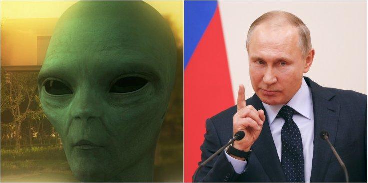 Alien existence secret