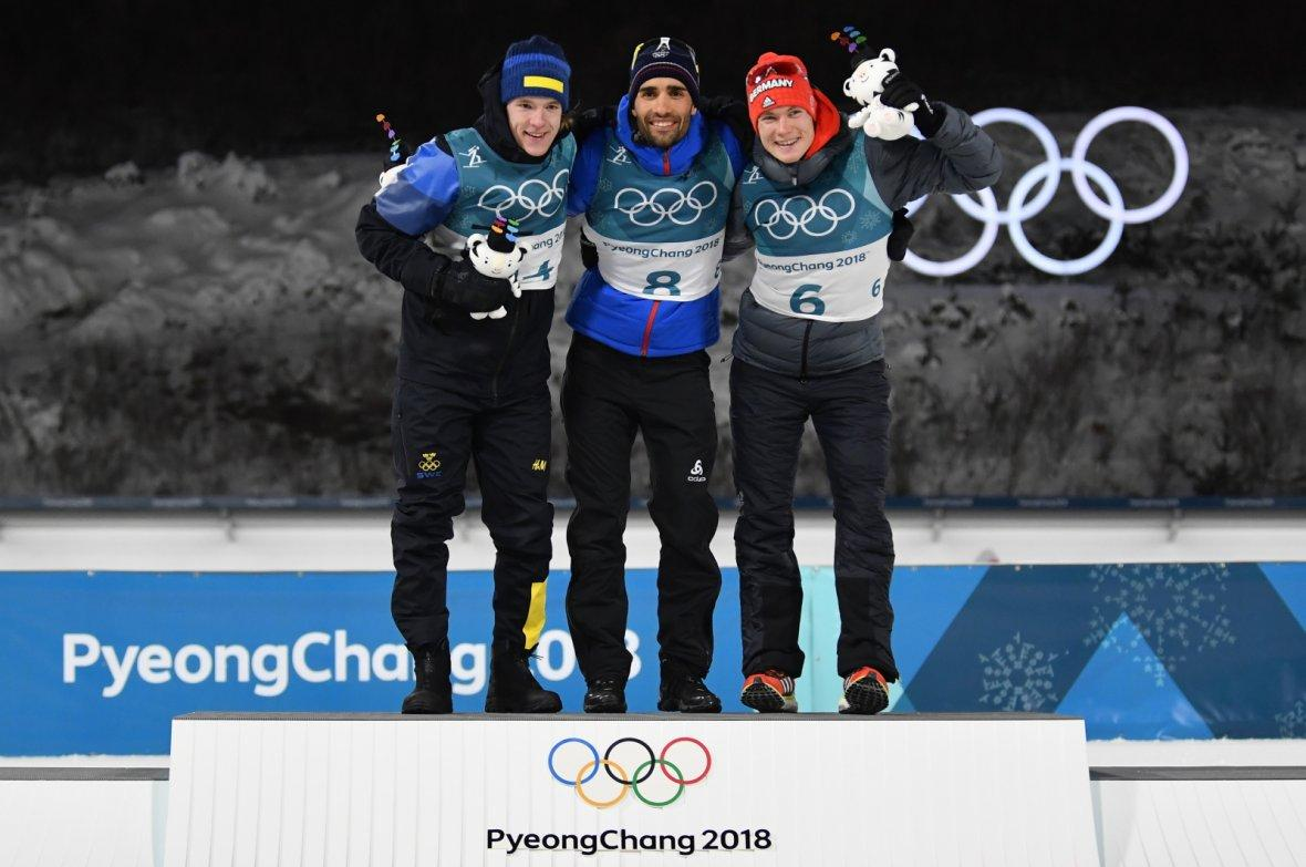 Men's 12,5 km Pursuit Final – Alpensia Biathlon Centre - Pyeongchang, South Korea