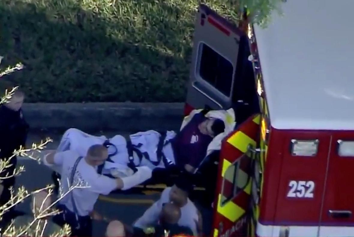 shooting incident at Marjory Stoneman Douglas High School in Parkland, Florida