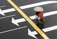 Singapore cyclist