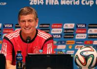 Germany's player Toni Kroos