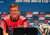 Germany's player Toni Kroos