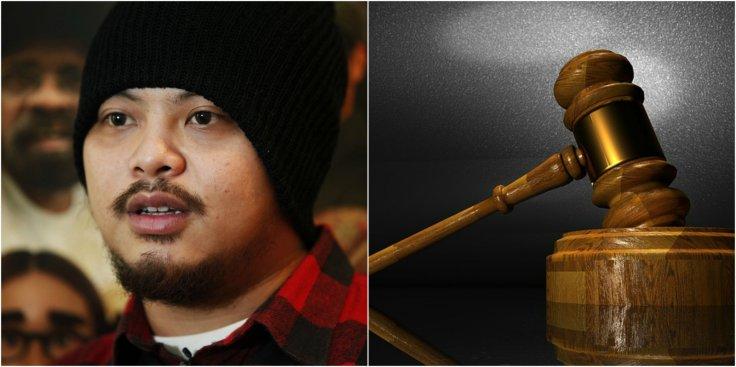 Malaysian rapper Namewee