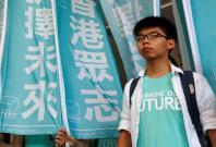 Hong Kong student leader Joshua Wong convicted for democracy protests