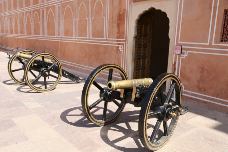 canons discovered in Malaysia
