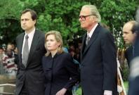 Tricia Nixon Cox, daughter of former President Richard M. Nixon