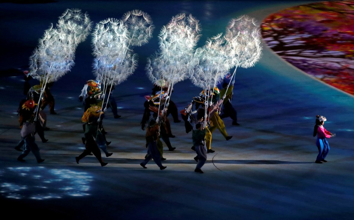 Pyeongchang 2018 Winter Olympics closing ceremony