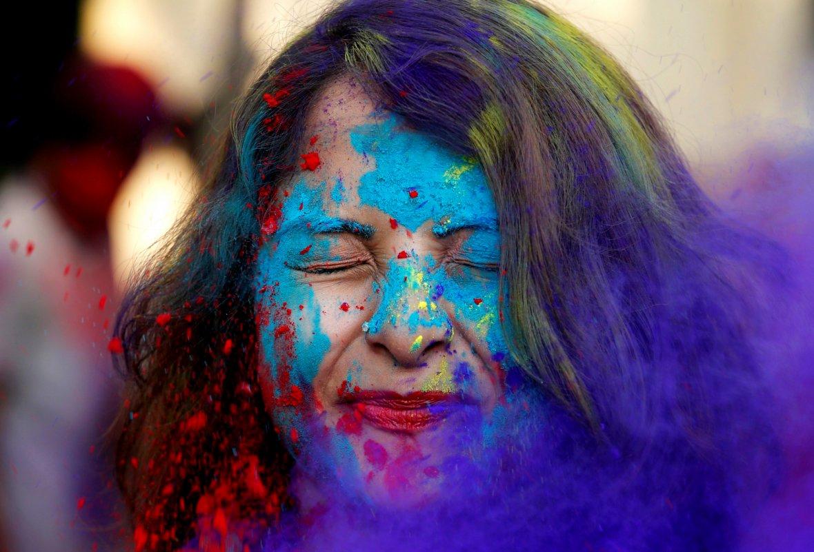 Indian festival of holi