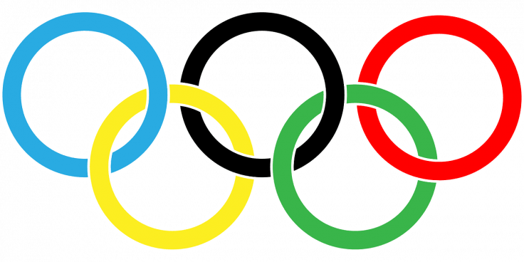 Olympic logo.