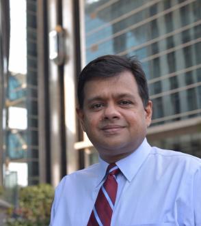 Arun Kumar Parameswaran, Managing Director, VMware India