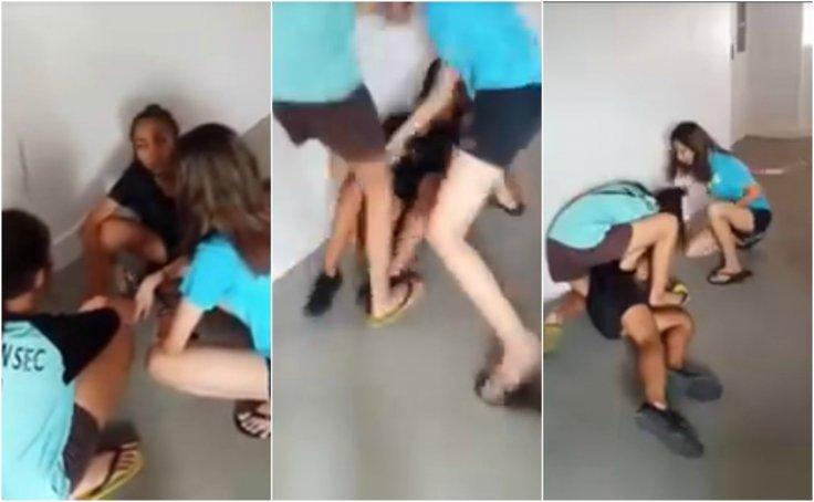 Girls bullying 15-year-old