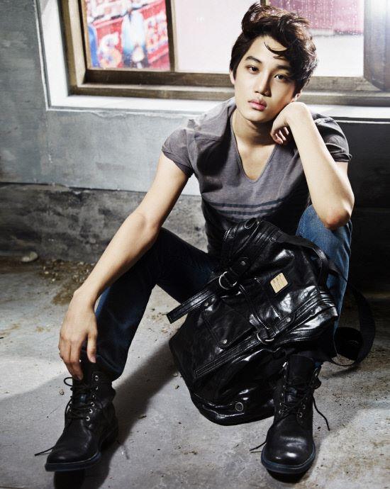 EXO member Kai