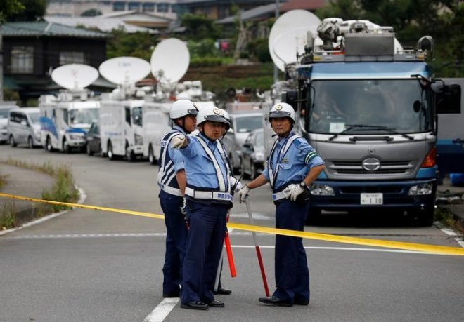 Knife attack kills 19 at Japan disability centre, official says