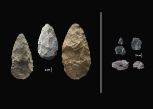 Human Tools from the Olorgesailie Basin