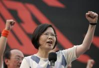 Taiwan president-elect Tsai Ing-wen