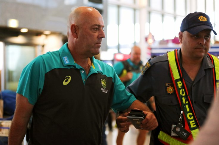Coach Darren Lehmann