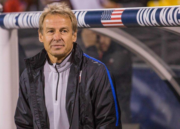 Jurgen Klinsmann,
