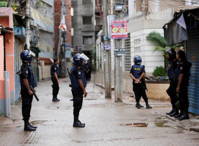 US national among militants killed in Dhaka