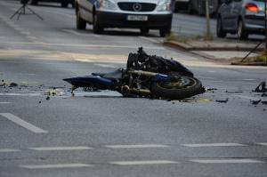Singapore motorcycle accident