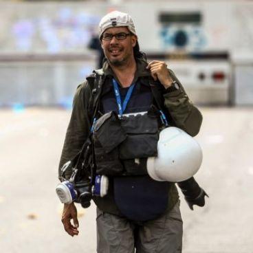 AFP photographer Ronaldo Schmidt