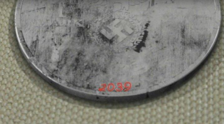Nazi 2039 coin