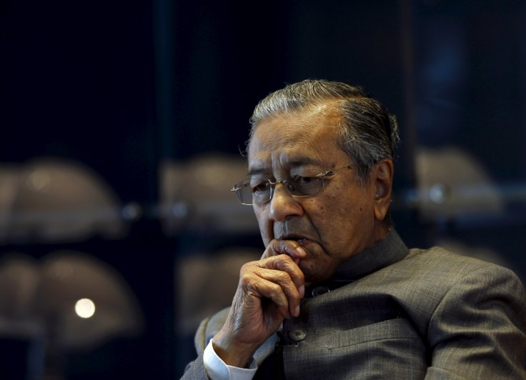 criminal investigation against mahathir mohamad