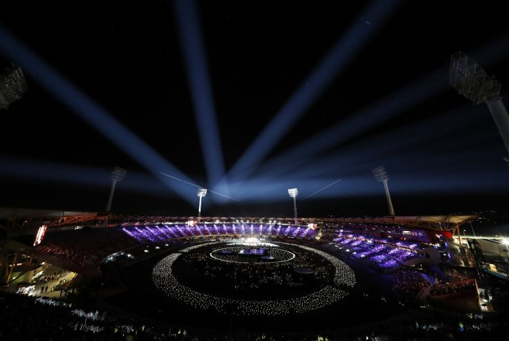 Gold Coast 2018 Commonwealth Games - Closing Ceremony - Carrara Stadium - Gold Coast, Australia - April 15, 2018. General view of the closing ceremony.
