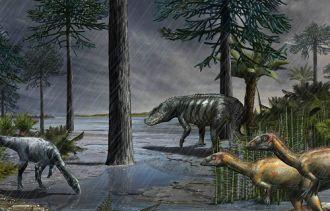 dinosaur extinction, birth