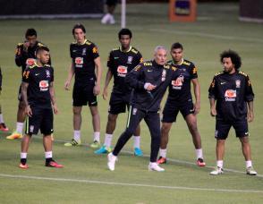 Brazilian coach Adenor Leonardo Bacchi