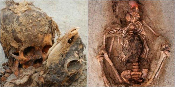 140 Sacrificed Children Found In Peru