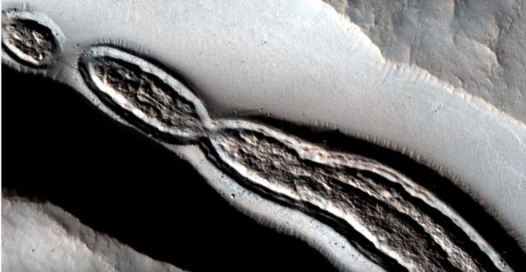 Mars Relics