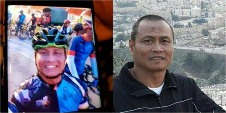 Missing cyclist's body found