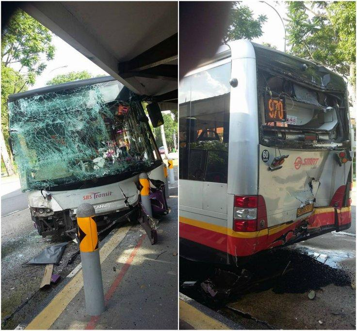 Singapore bus accident