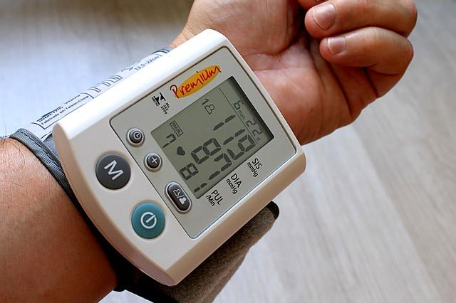 New study on high blood pressure