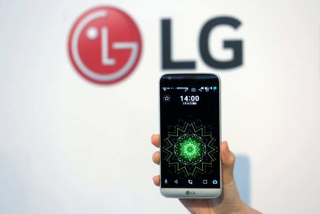 LG Electronics to start selling new premium smartphone in September