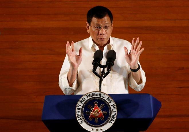 Philippines: I am ready for 'marathon' talks with communists, says President Duterte