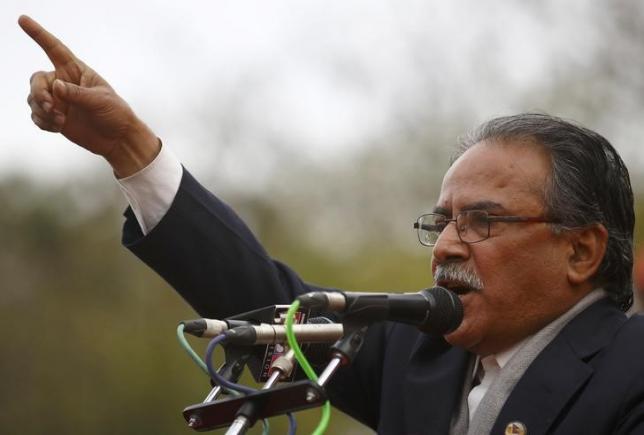 Nepal's Maoist chief Prachanda set to become prime minister
