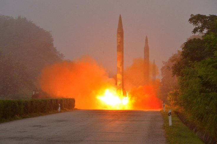 North Korea ballistic missile lands near Japan waters, alarms Tokyo