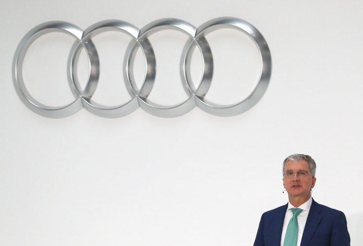 Audi Chief Executive Rupert Stadler