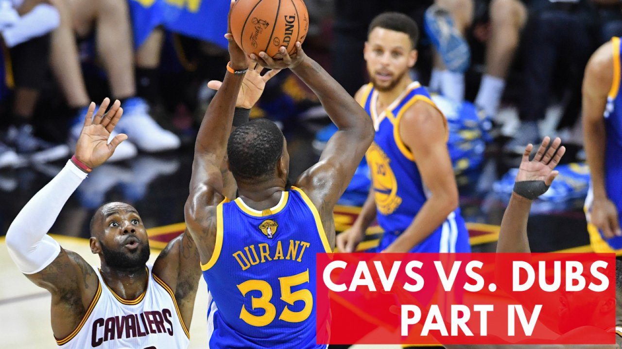 NBA Finals Preview 2018: Cavaliers, Warriors Face Off For ...