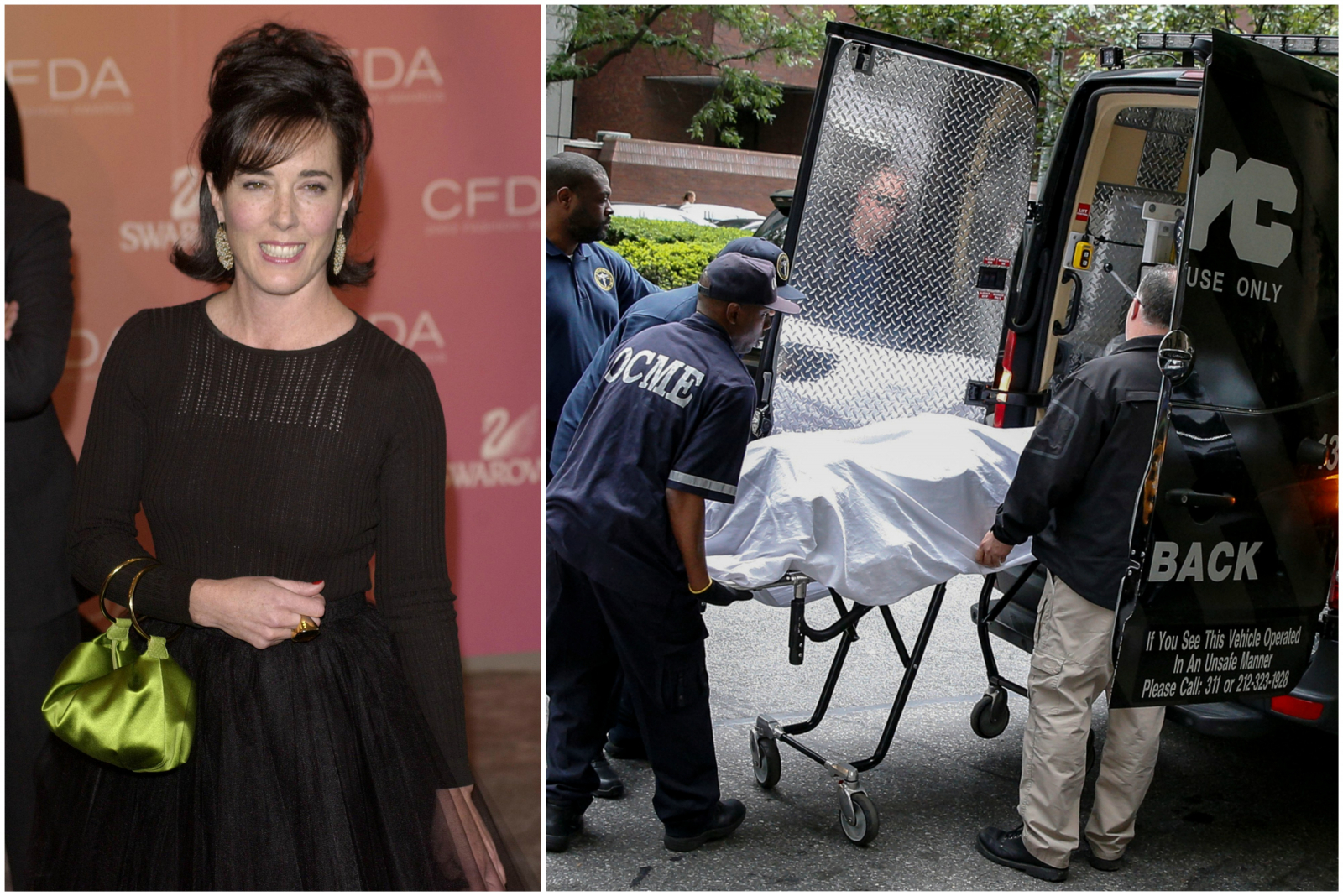 Who Was Kate Spade Renowned Fashion Designer Found Dead At Ny Apartment Cause Of Death Revealed