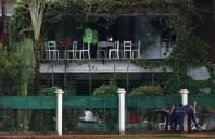 Bangladesh police arrests two people over deadly Dhaka cafe siege