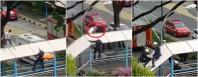 Singapore woman attempted to commit suicide