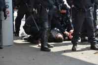 Police arrested murderer in Singapore