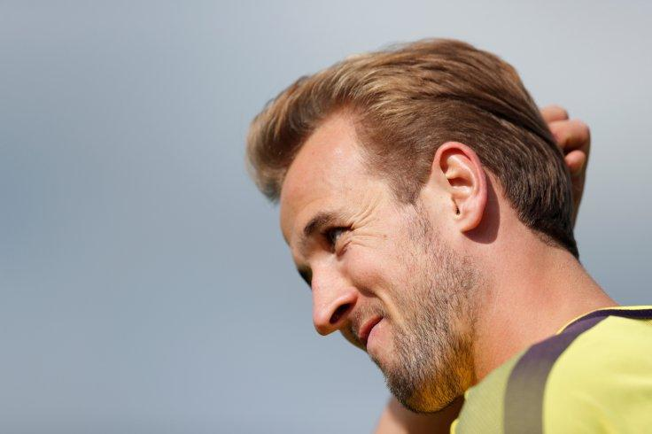 English player Harry Kane