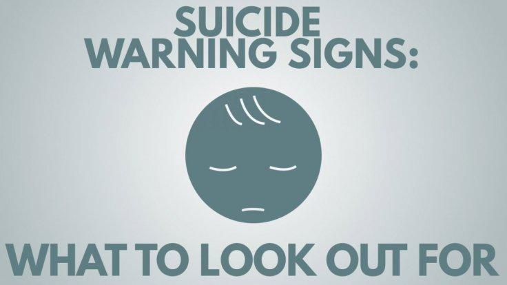 Suicide Warning Signs: What To Look Out For