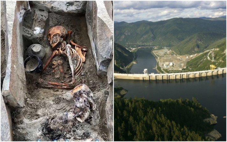 2,000 year old mummified woman found inRussia