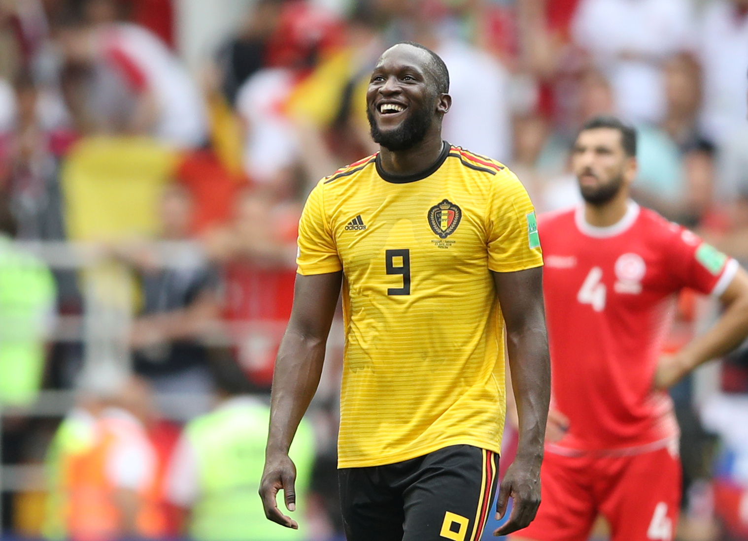 Romelu Lukaku Joins Cristiano Ronaldo At Top Of Fifa World