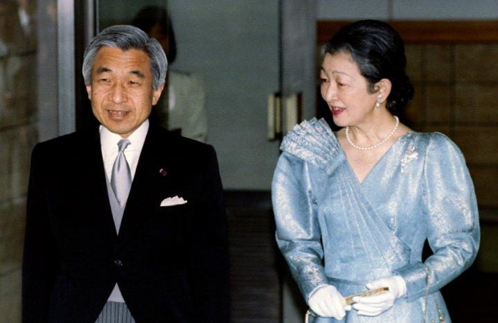Japan's Emperor Akihito raises possibility of resigning in his video address to nation